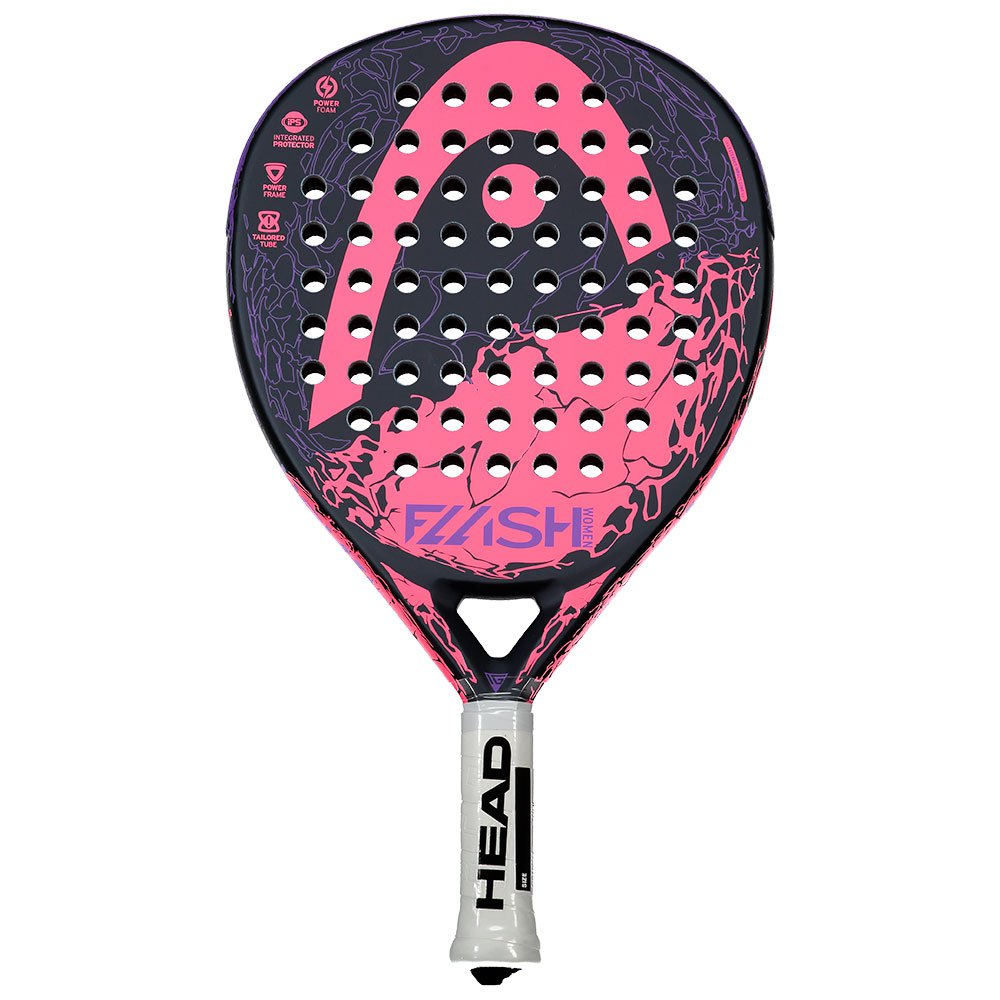 Head Racket Pala Pádel Flash One Size Blue / Fucsia