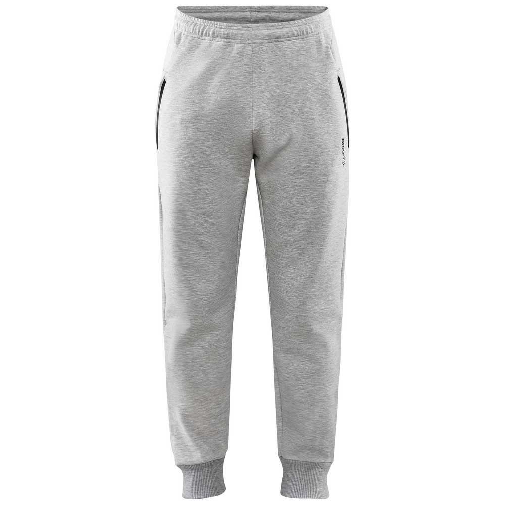 Craft Pantalon Longue Core Soul Sweat L Grey Melange