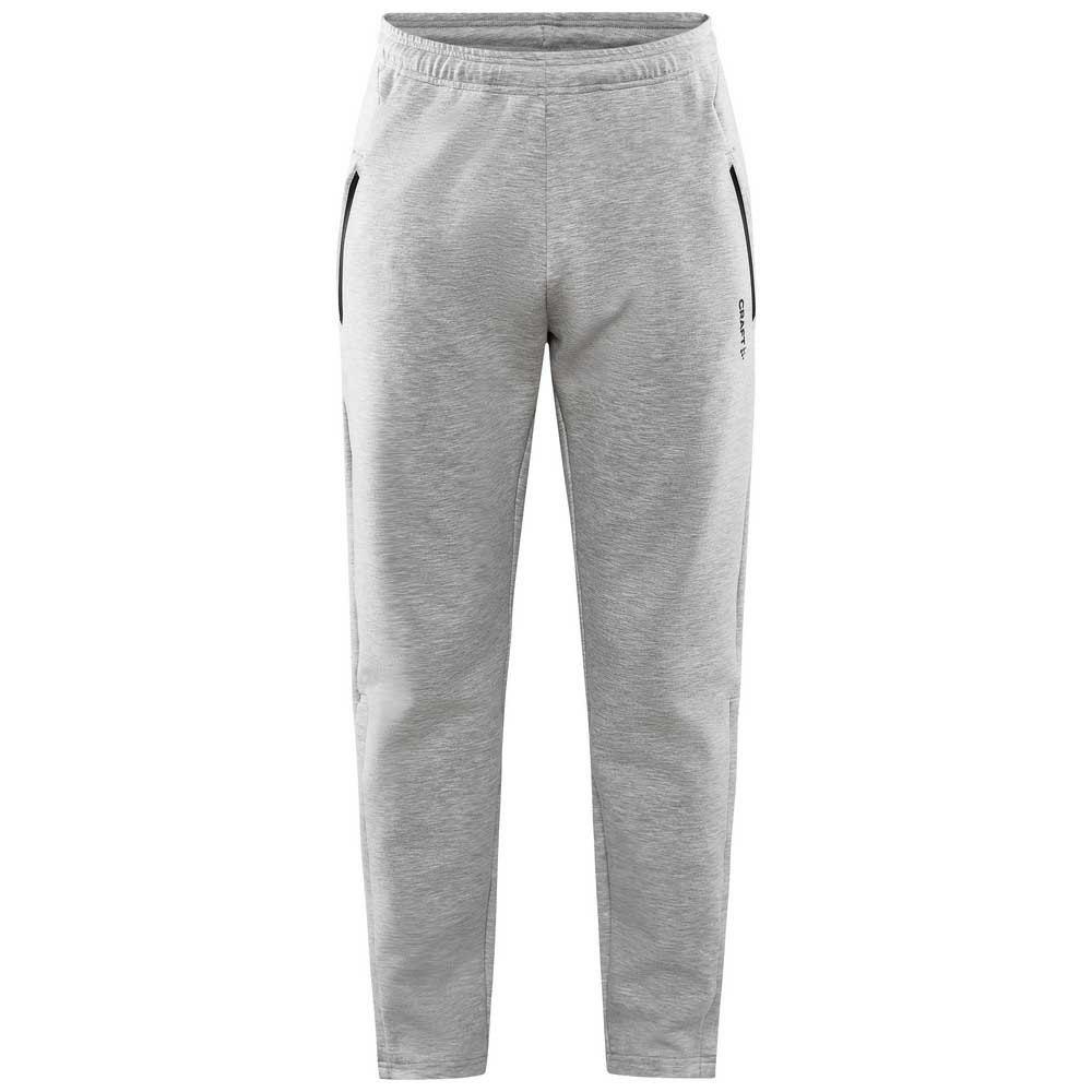 Craft Pantalon Longue Core Soul Zip Sweat M Grey Melange