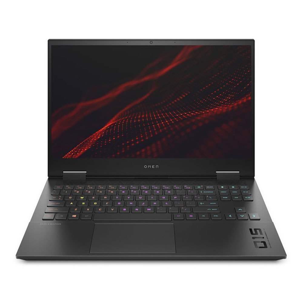 Portátil Hp Omen 15-ek0023ns 15.6'' I7-10750h/16gb/1tb Ssd/rtx 2060 6gb Spanish QWERTY Black