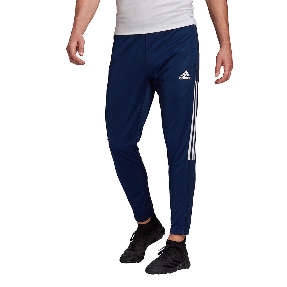 Adidas Pantalon Longue Tiro 21 Training S Team Navy Blue