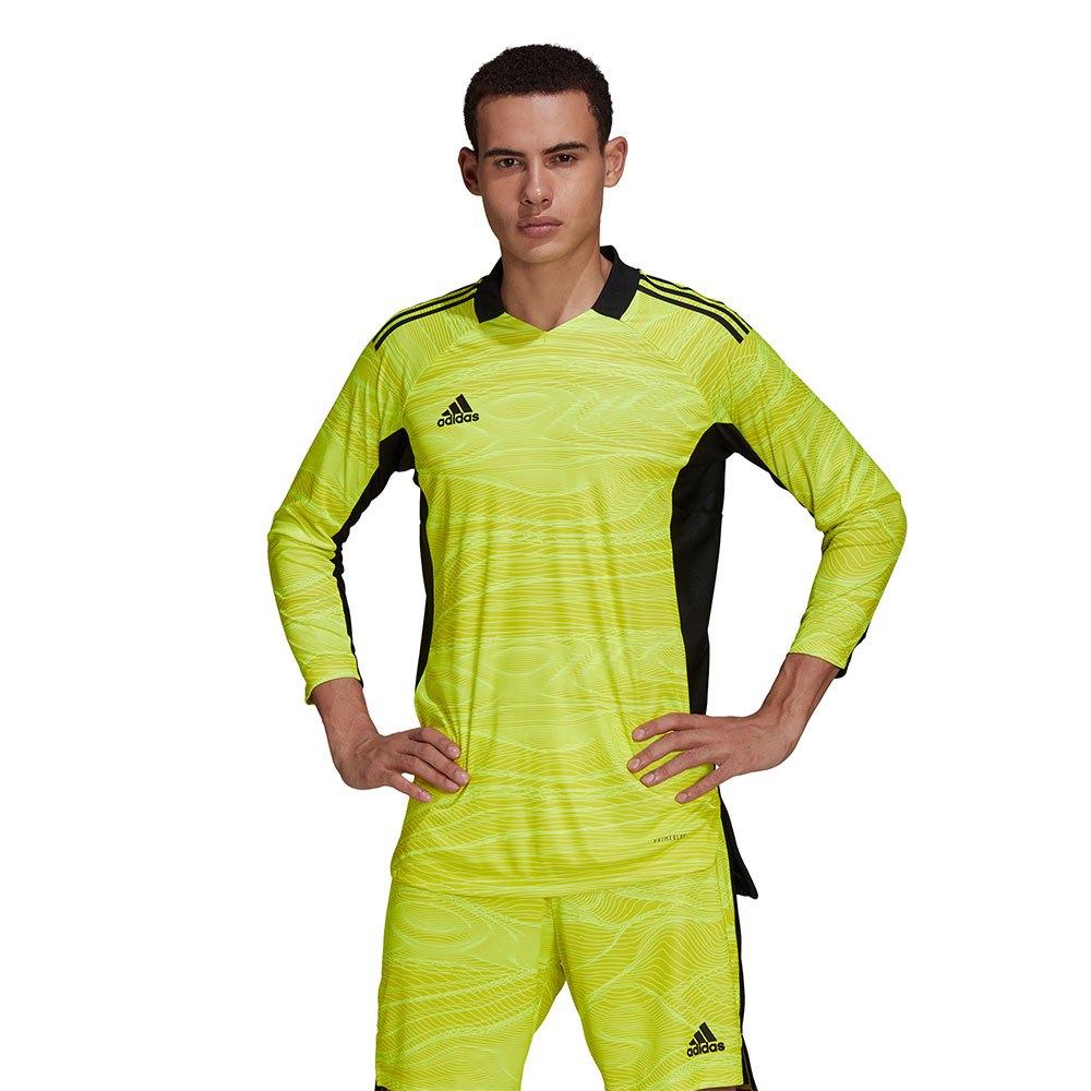 Adidas Condivo 21 T-shirt Manche Longue XS Acid Yellow