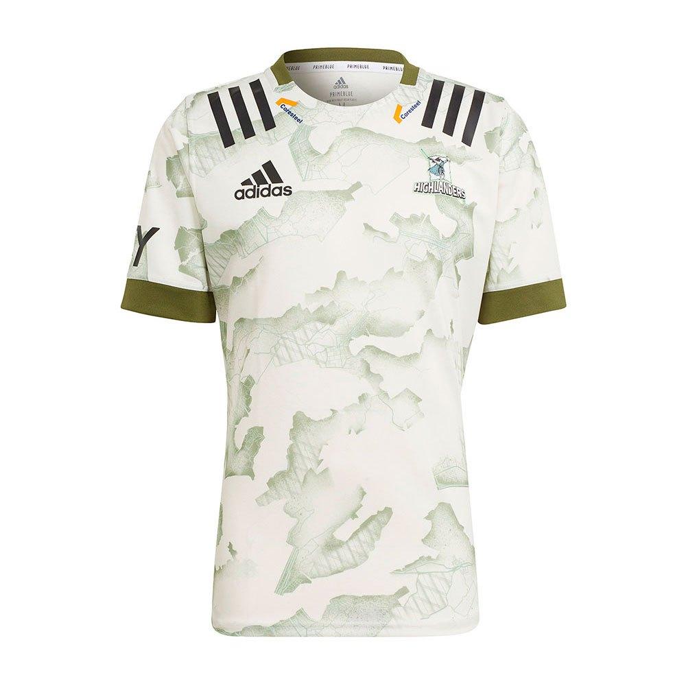 Adidas Highlanders Primeblue 20/21 M Non-Dyed / Wild Pine / Glory Mint / Tent Green