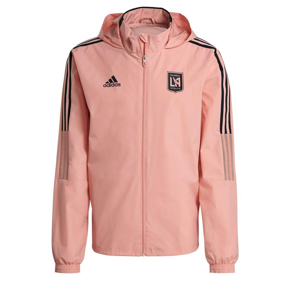Adidas Blouson Arsenal Fc Extérieur 20/21 XL Trace Pink