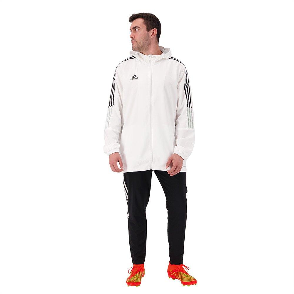 Adidas Pantalon Longue Tiro 21 Woven M Black