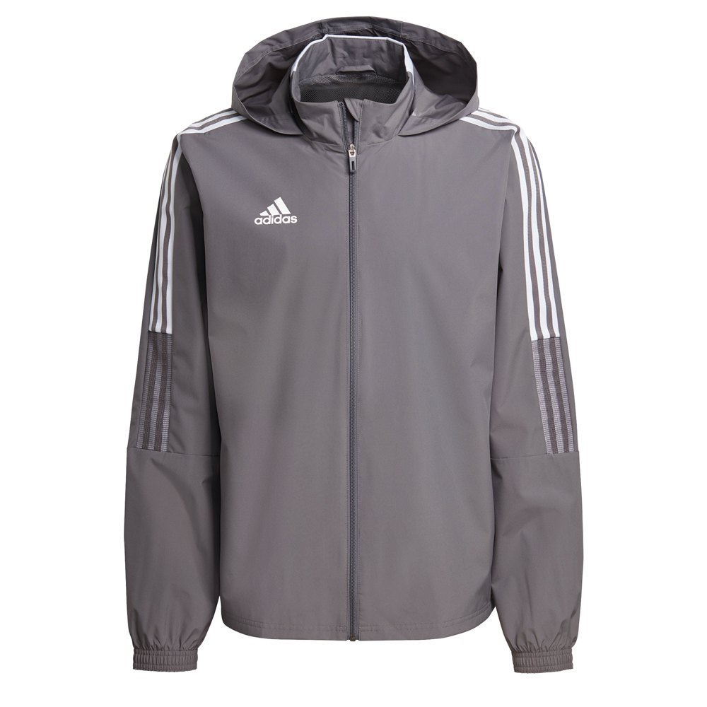Adidas Veste Tiro 21 All Weather XXL Team Grey Four
