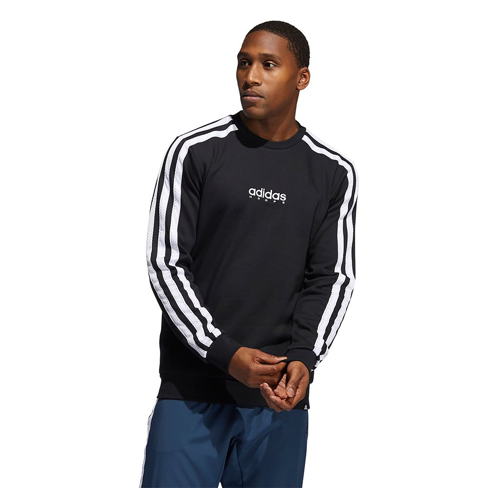 Adidas Legends Crew L Black