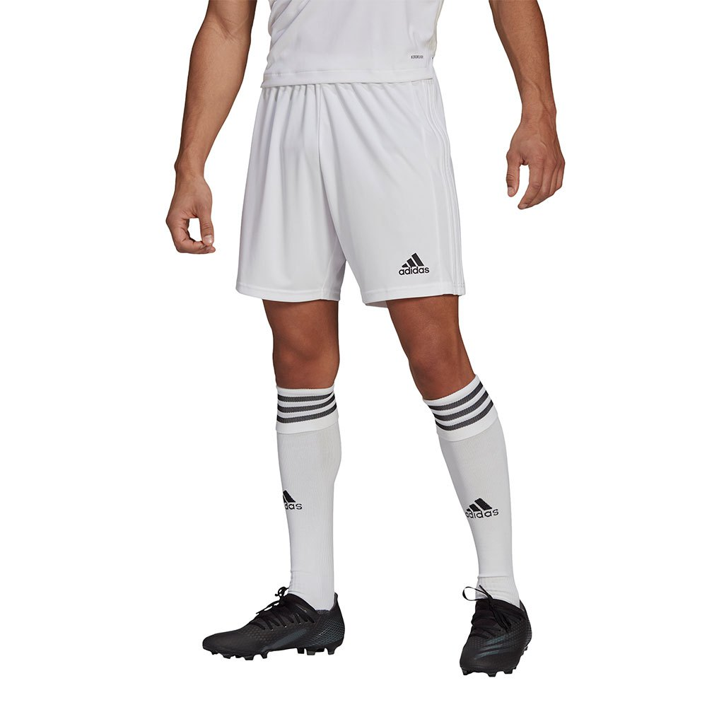 Adidas Short Squadra 21 XXL White / White