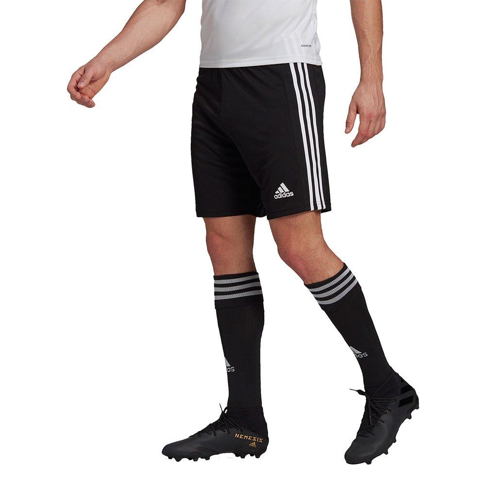 Adidas Short Squadra 21 XXL Black / White