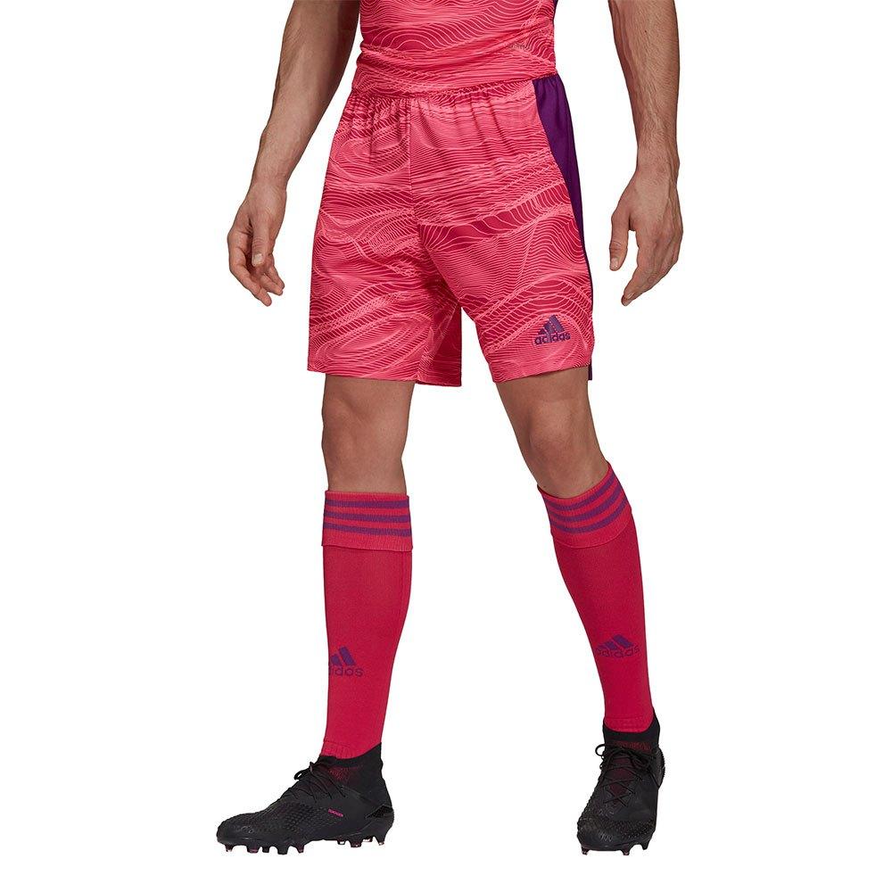 Adidas Short Condivo 21 XS Solar Pink
