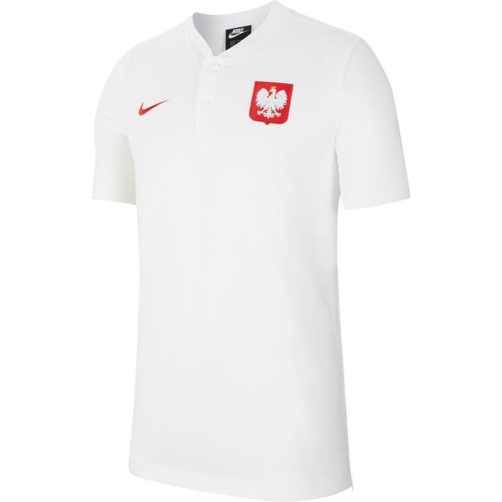 Nike Poland Grand Slam 2020 S White / Sport Red
