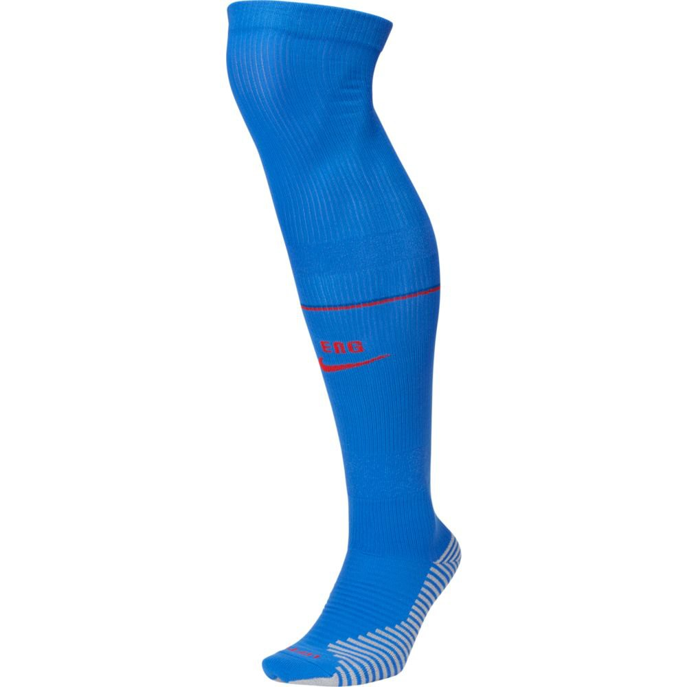 Nike Chaussettes Angleterre Extérieur Stadium 2020 EU 46-50 Mega Blue / Sport Royal / Challenge Red
