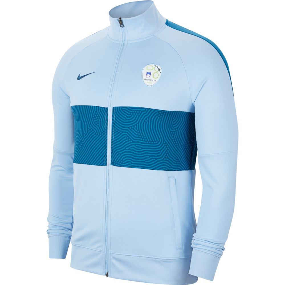 Nike Blouson Slovénie 2020 S Psychic Blue / Marina / Marina / Marina