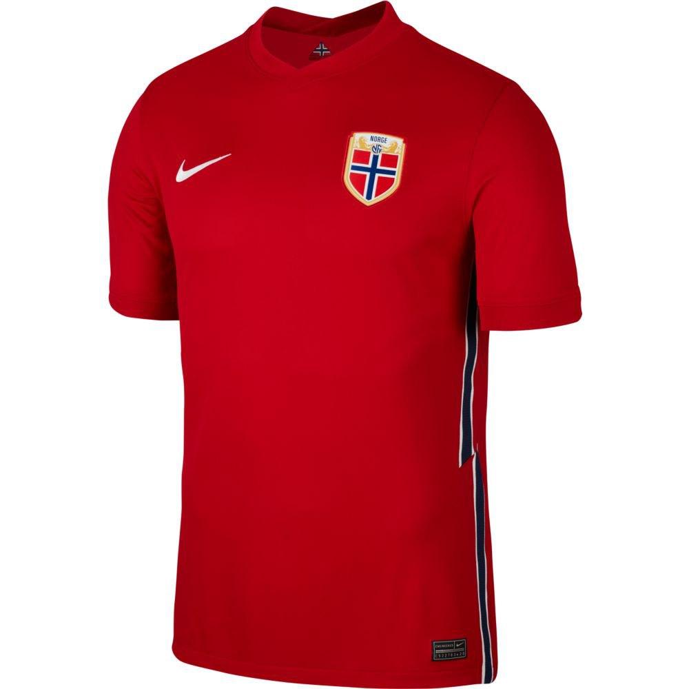 Nike Norway Stadium Home 20/21 S Gym Red / White