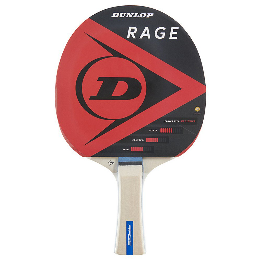 Dunlop Rage One Size Red / Black