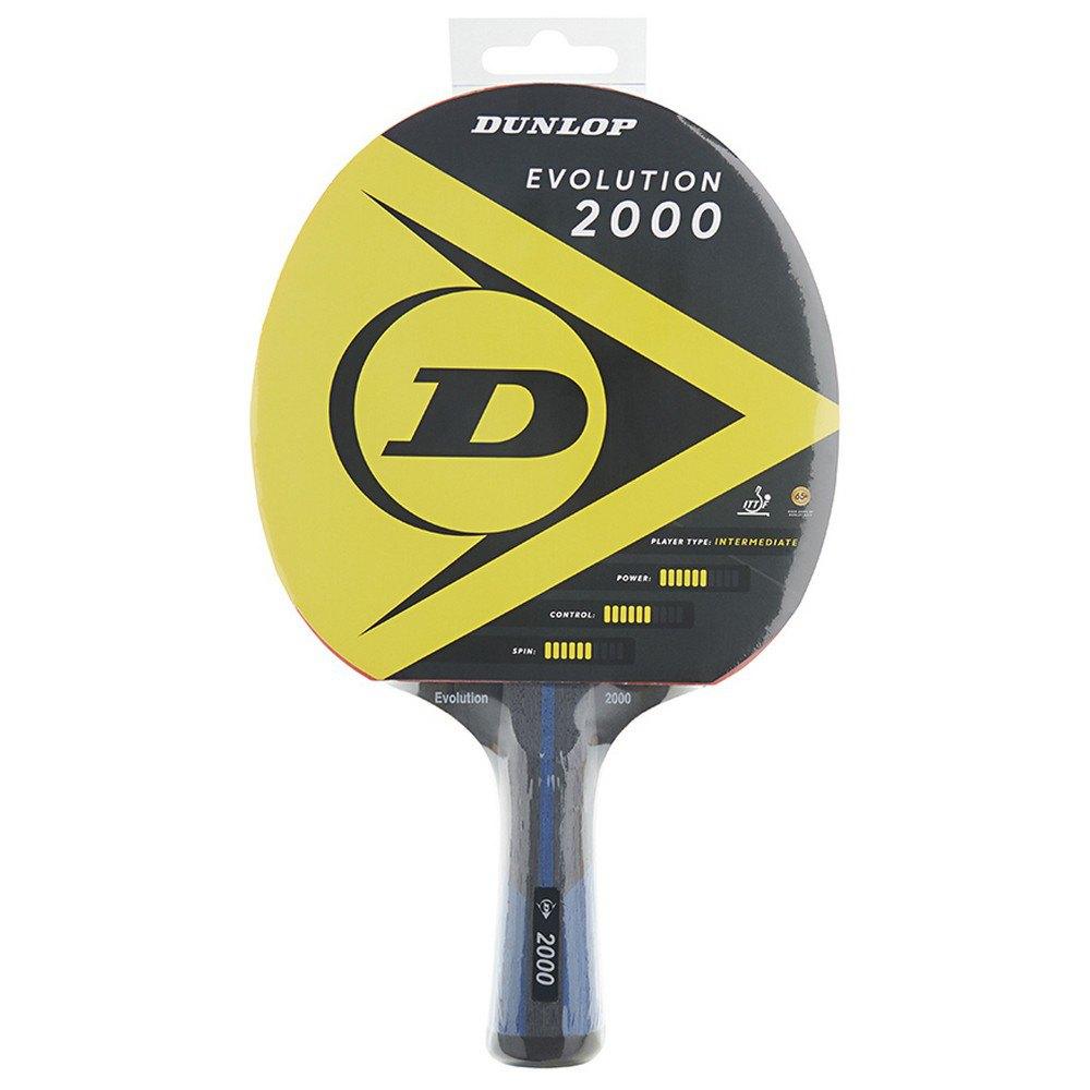Dunlop Raquette Tennis Table Evolution 2000 One Size Yellow / Black