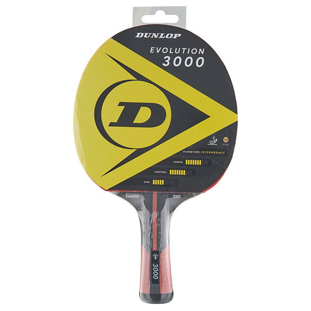Dunlop Evolution 3000 One Size Yellow / Black