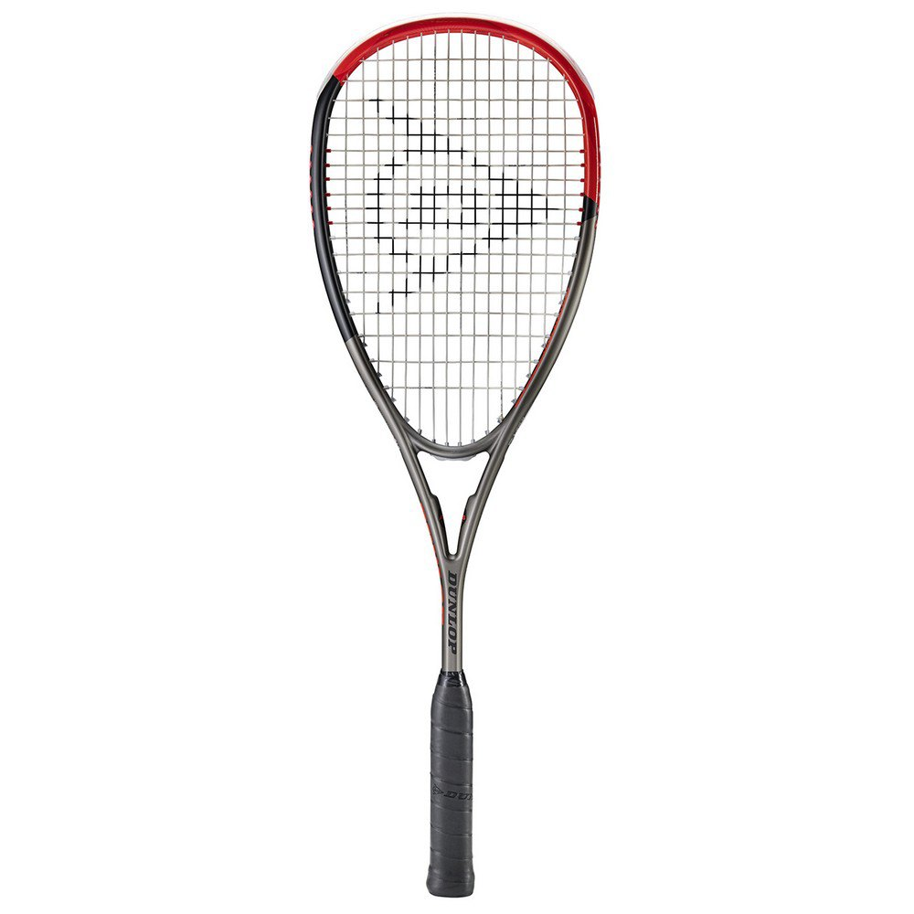 Dunlop Blackstorm Carbon 5.0 One Size Gunmetal / Black / Red