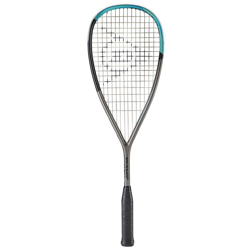 Dunlop Raquette Squash Blackstorm Titanium Sls One Size Gunmetal / Black / Teal
