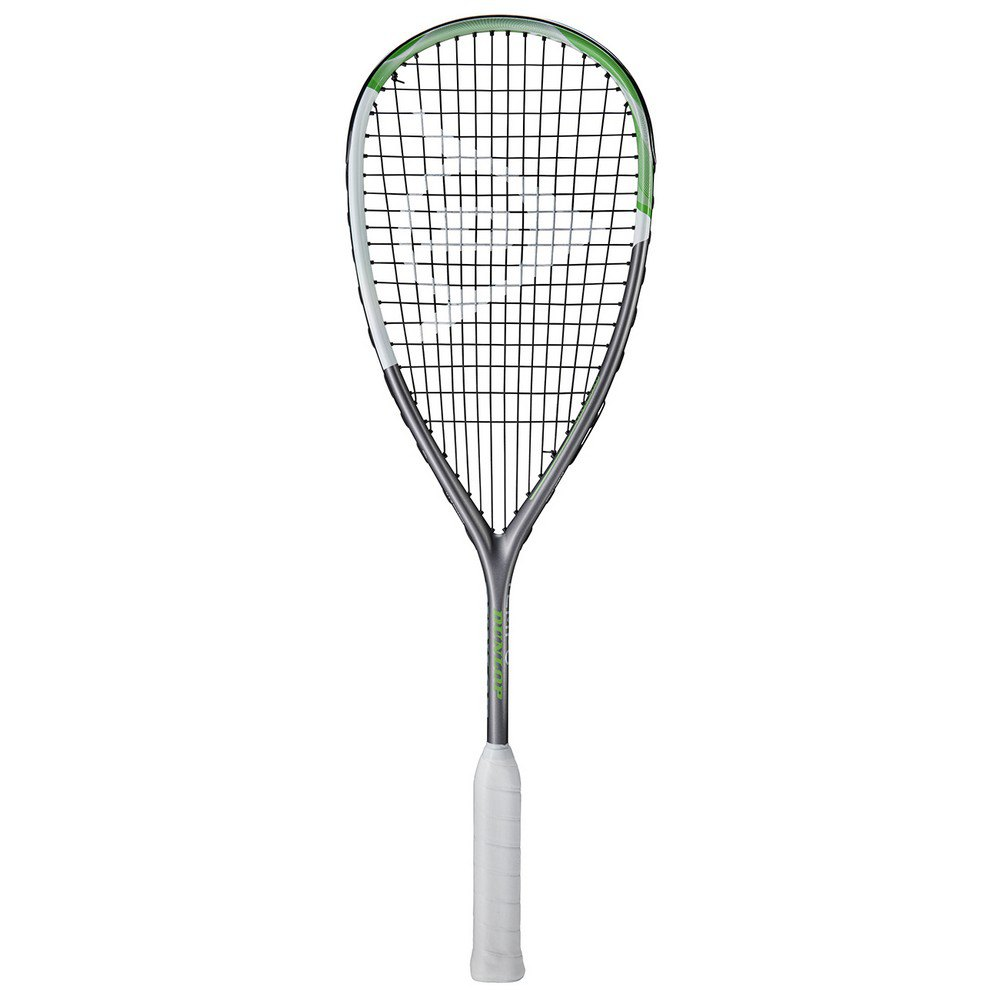 Dunlop Tempo Pro Td Squash Racket One Size Dark Grey / White / Green