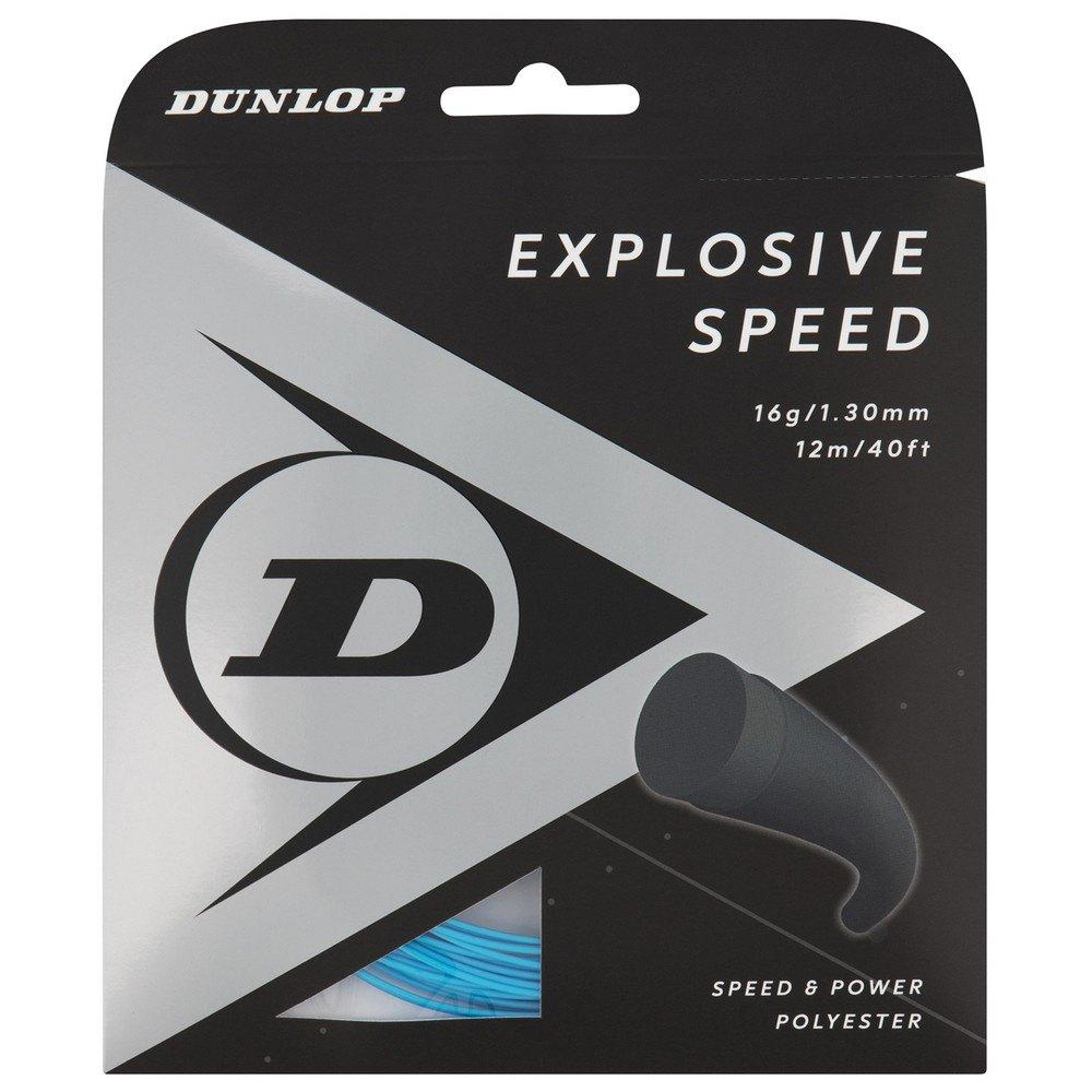 Dunlop Explosive Speed Polyester 12 M 1.30 mm Blue