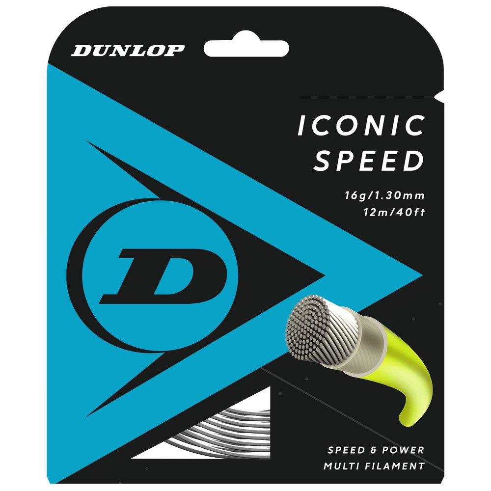Dunlop Cordage Unité Tennis Iconic Speed 12 M 1.25 mm Natural
