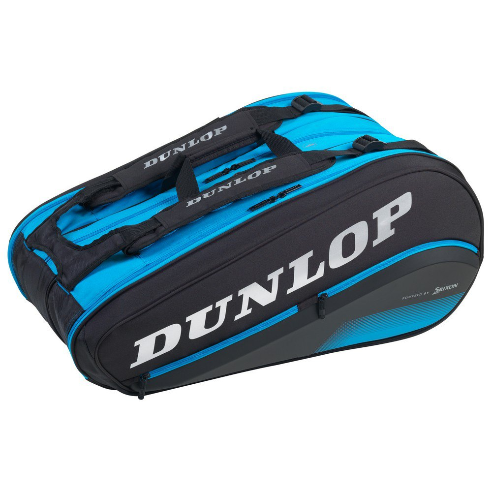 Dunlop Sac Raquettes Fx Performance Thermo 80l One Size Black / Blue