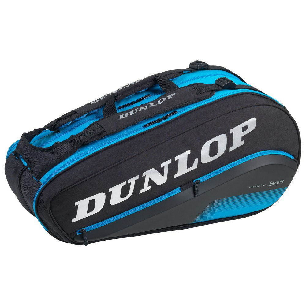 Dunlop Sac Raquettes Fx Performance Thermo 60l One Size Black / Blue