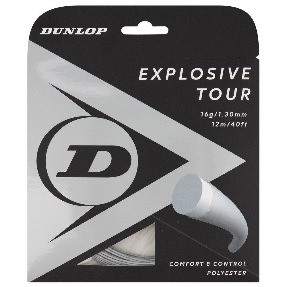 Dunlop Explosive Tour Polyester 12 M 1.30 mm Silver
