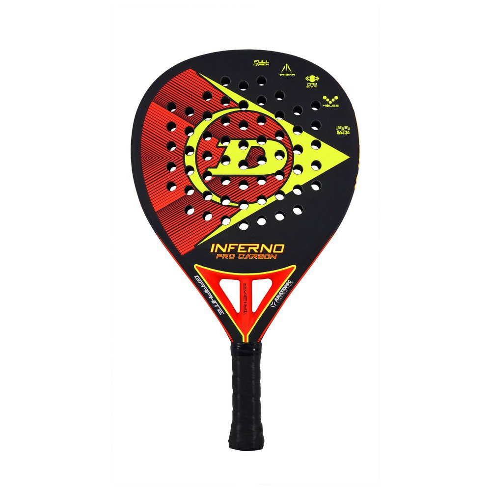 Dunlop Inferno Pro Carbon One Size Black / Red