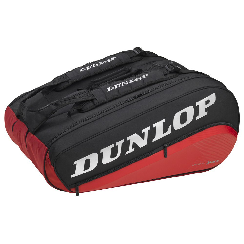 Dunlop Sac Raquettes Cx Performance Thermo 85l One Size Black / Red