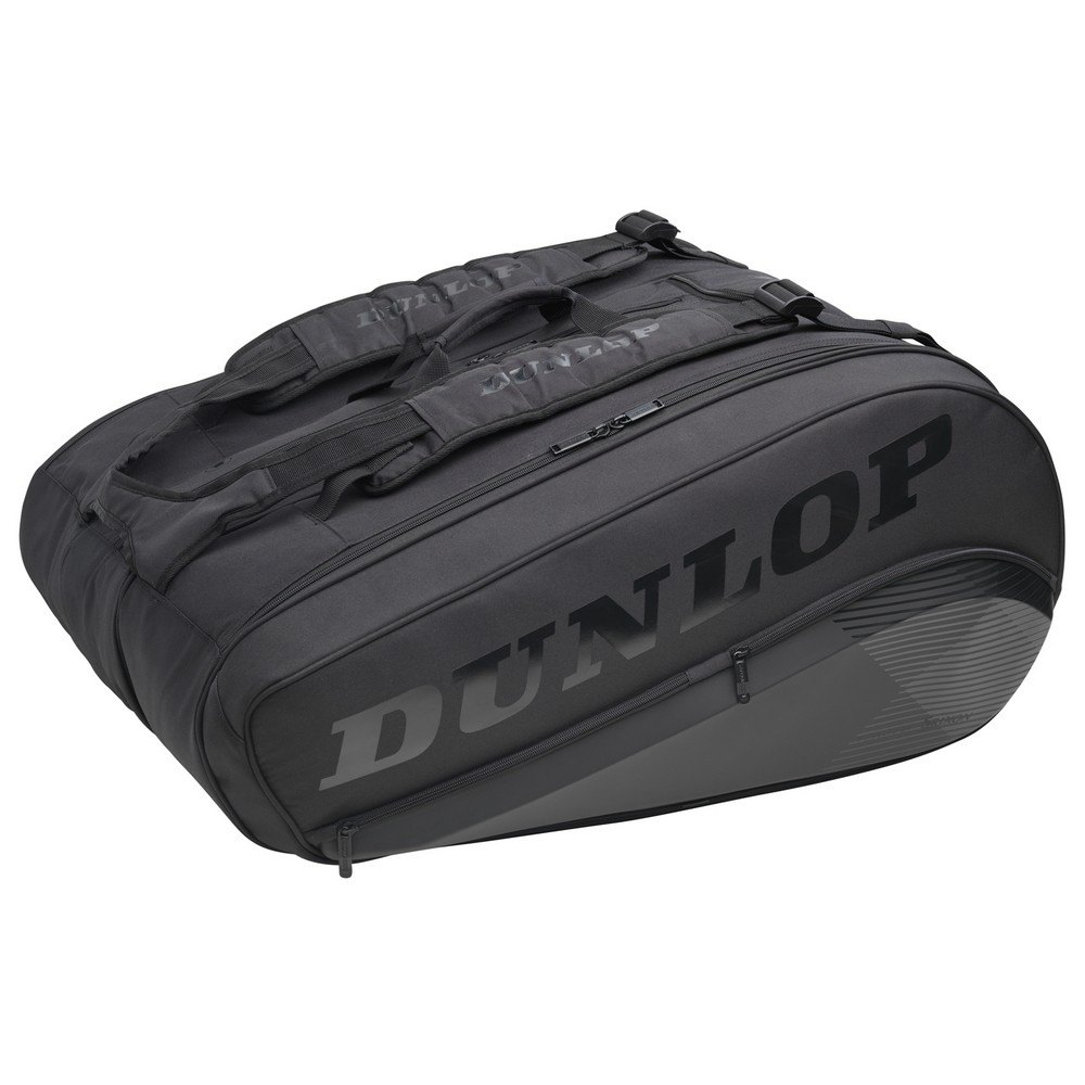 Dunlop Sac Raquettes Cx Performance Thermo 85l One Size Black / Black