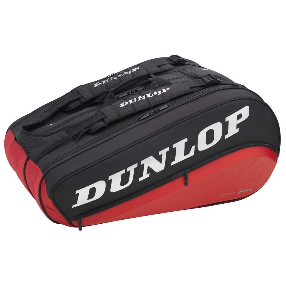 Dunlop Sac Raquettes Cx Performance Thermo 65l One Size Black / Red