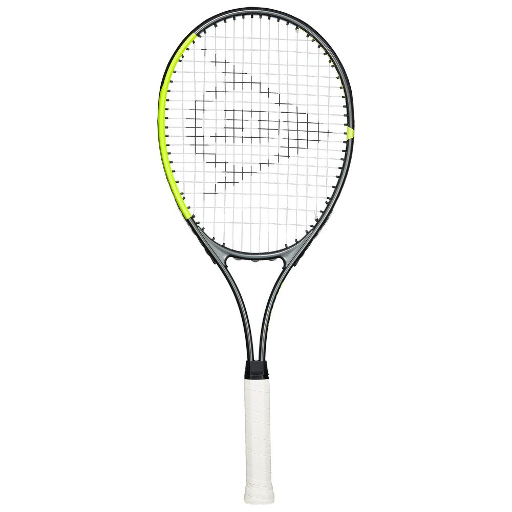 Dunlop Sx 27 Tennis Racket 2 Grey / Lime