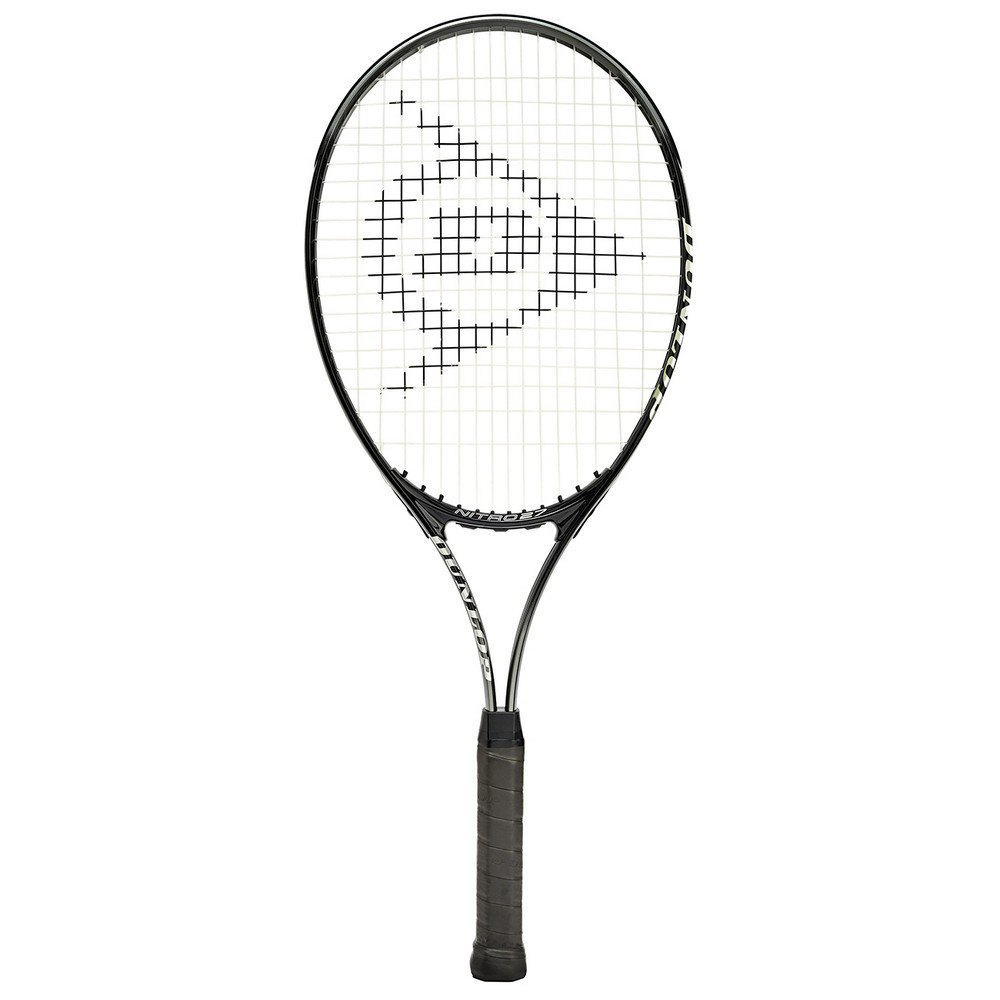 Dunlop Nitro 27 Tennis Racket 2 Black