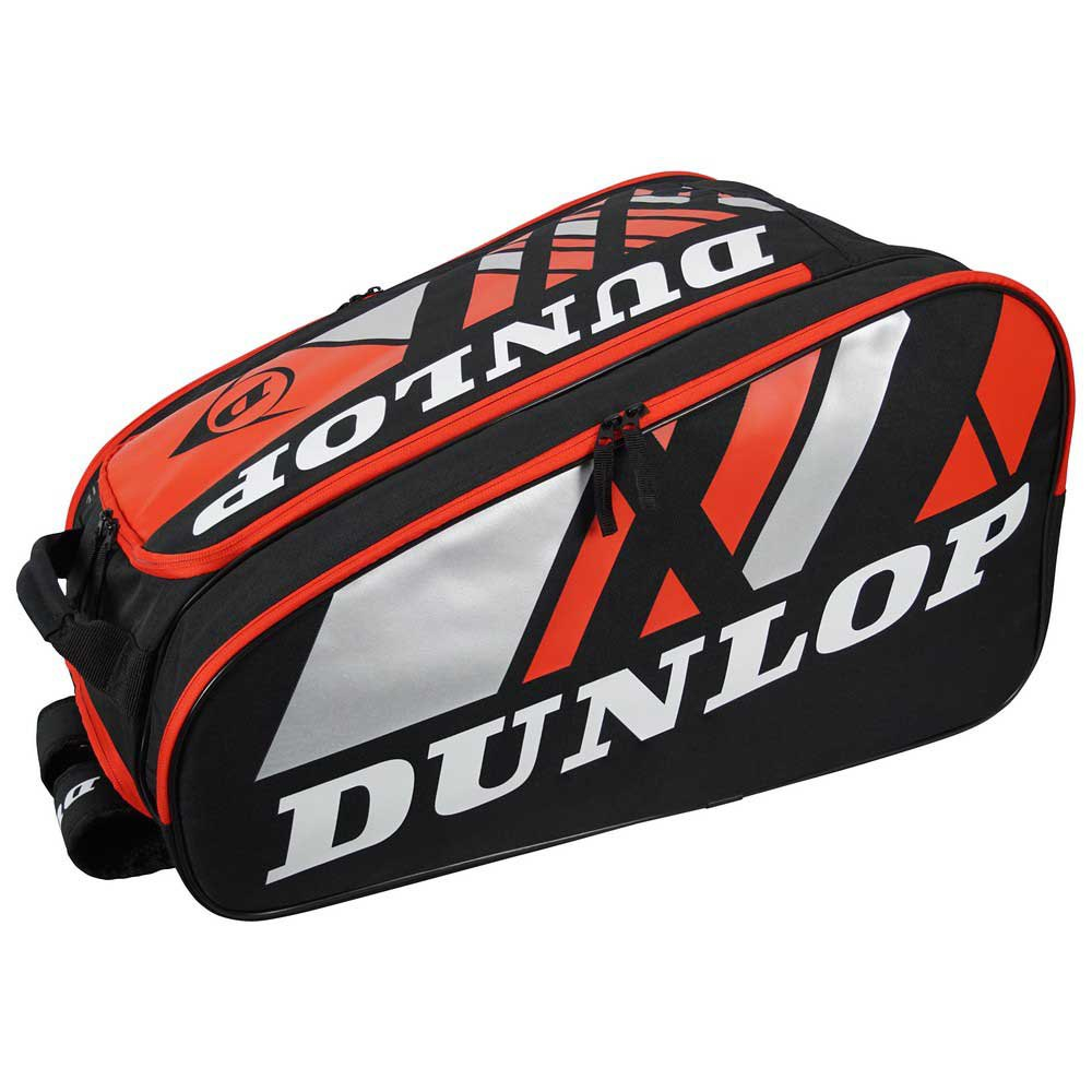 Dunlop Sac Raquette Padel Thermo Pro Series One Size Black / Red