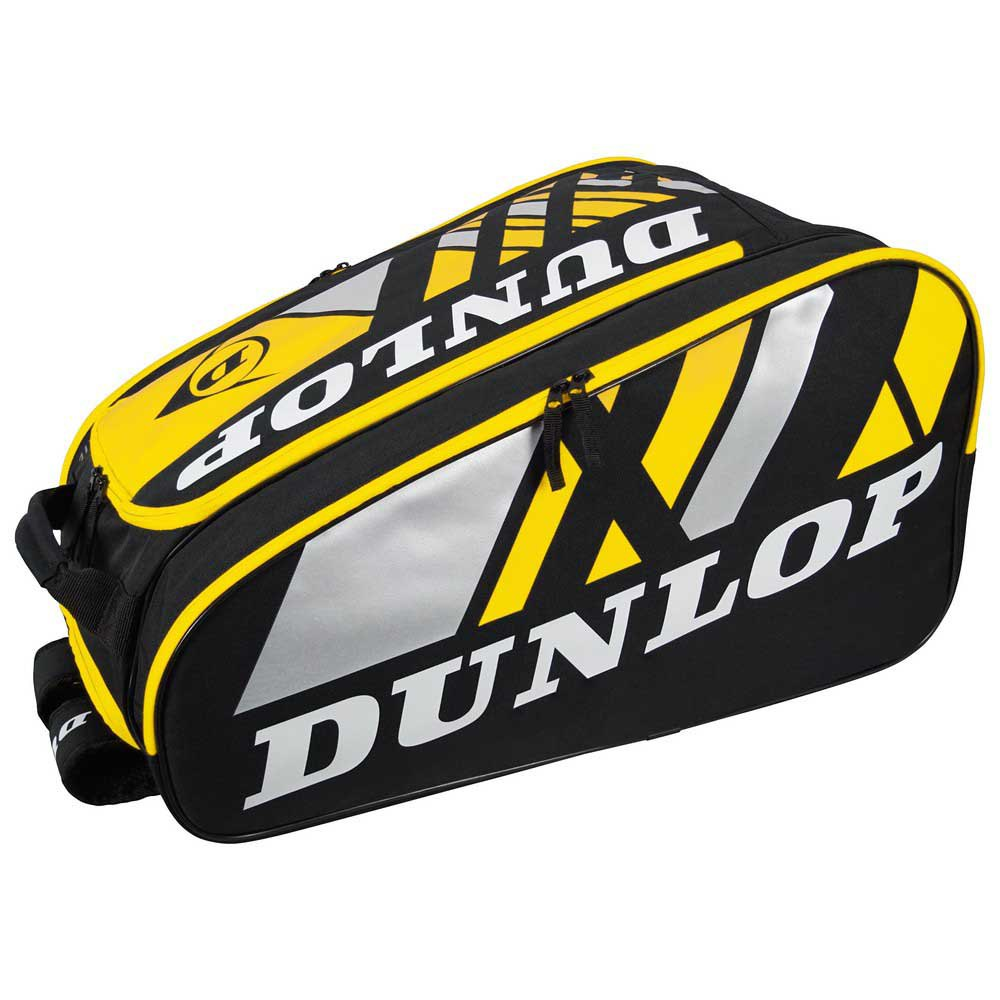 Dunlop Sac Raquette Padel Thermo Pro Series One Size Black / Yellow