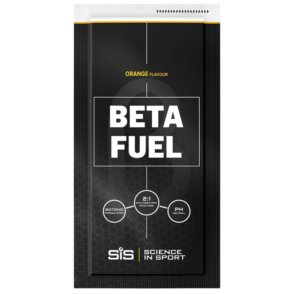 Sis Beta Fuel 84gr X 12 Units Orange Orange