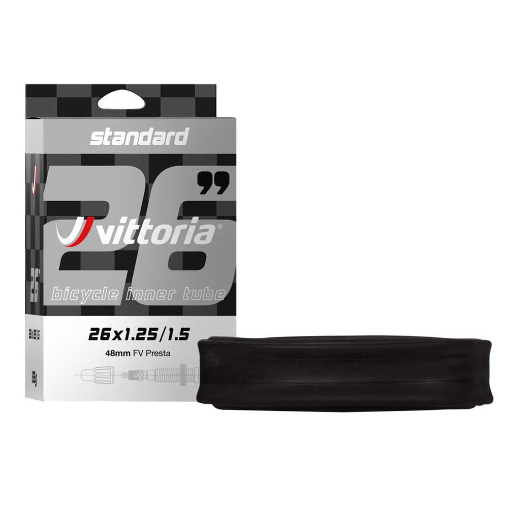 Vittoria Standard Dunlop 40 Mm 700 x 28-42C Black