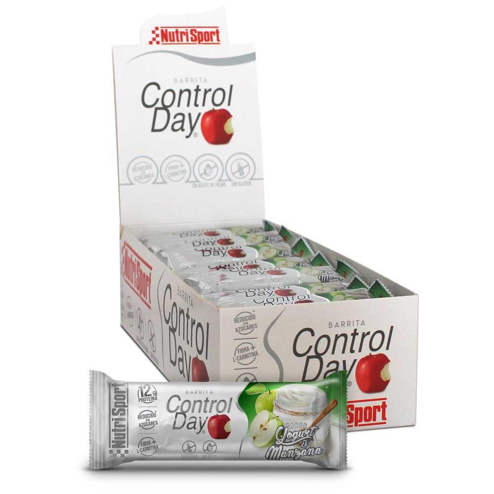 Nutrisport Control Day 44gr X 28 Bars Yoghurt / Apple