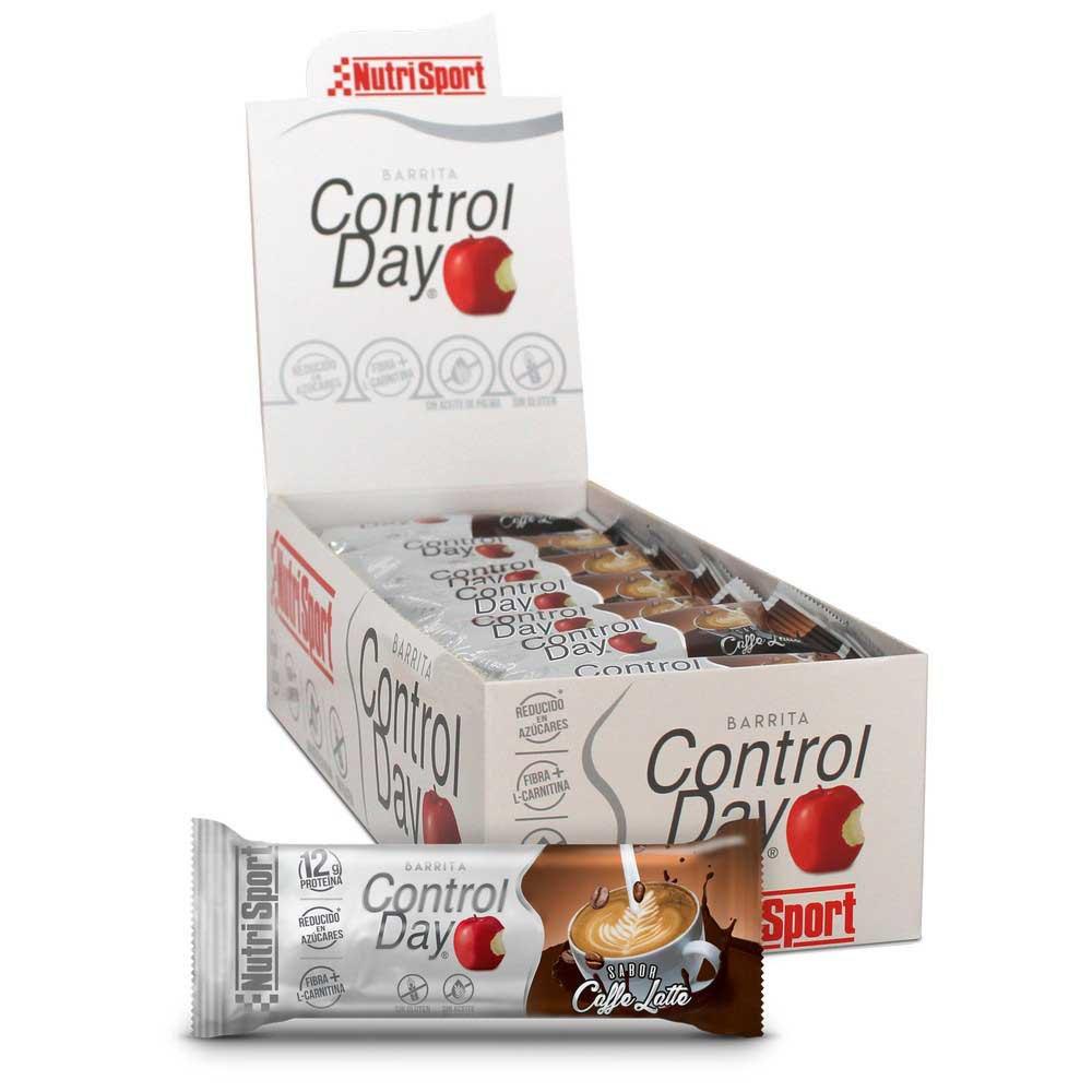 Nutrisport Control Day 44gr X 28 Bars Coffee