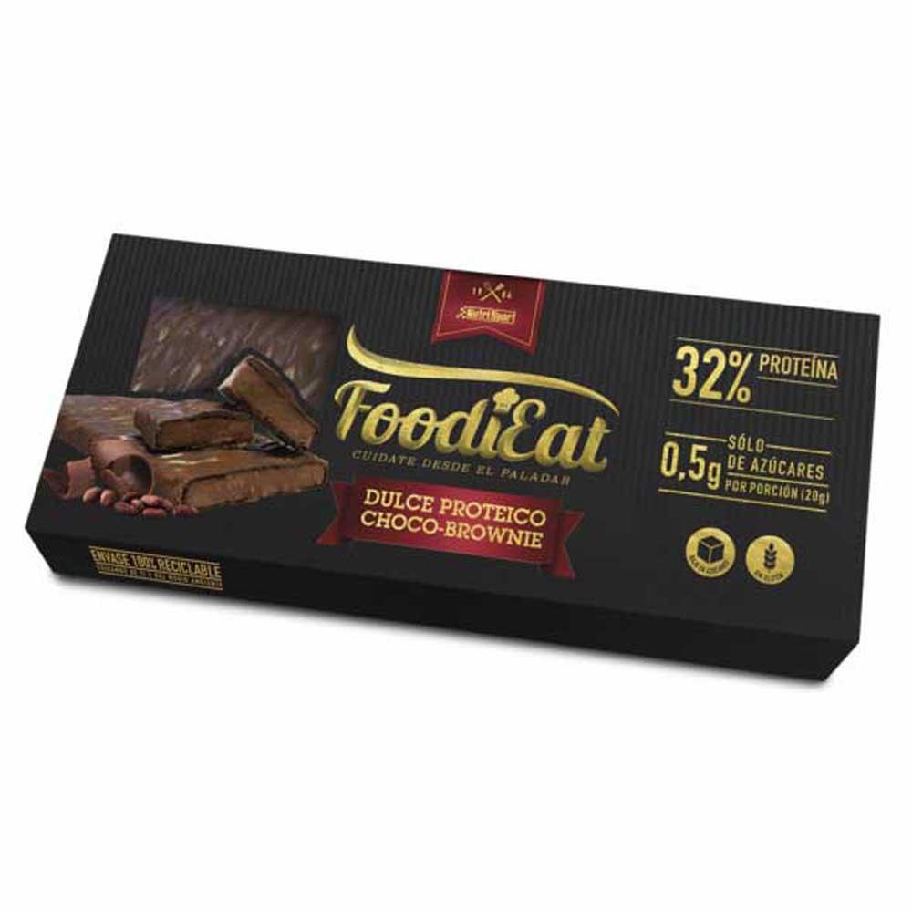 Nutrisport Foodieat 170gr Choco Brownie One Size