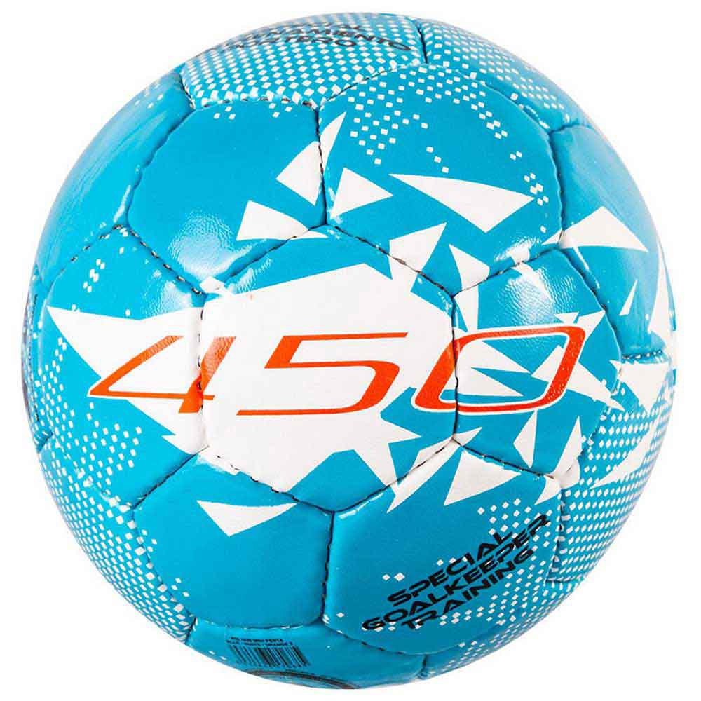 Ho Soccer Ballon Football Mini Penta 2 Blue / Orange Fluo