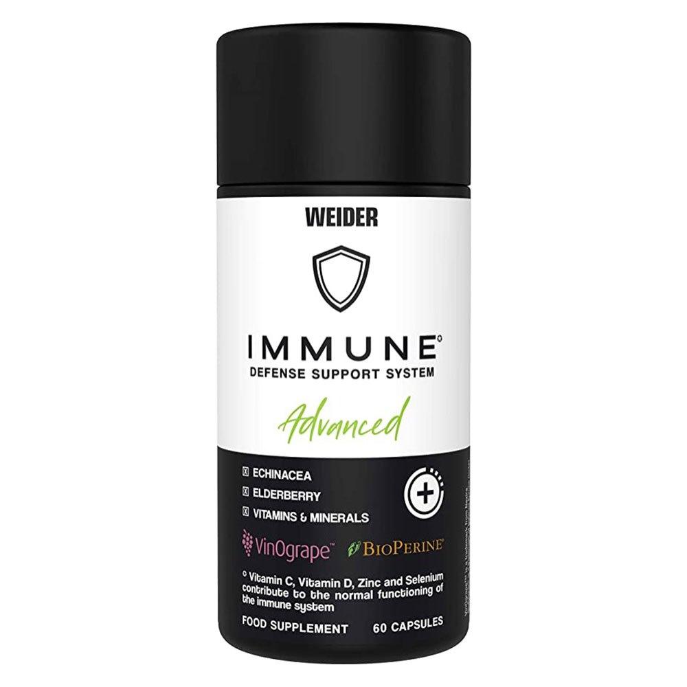 Victory Endurance Immune Advanced 60 Unités Insipide One Size Black