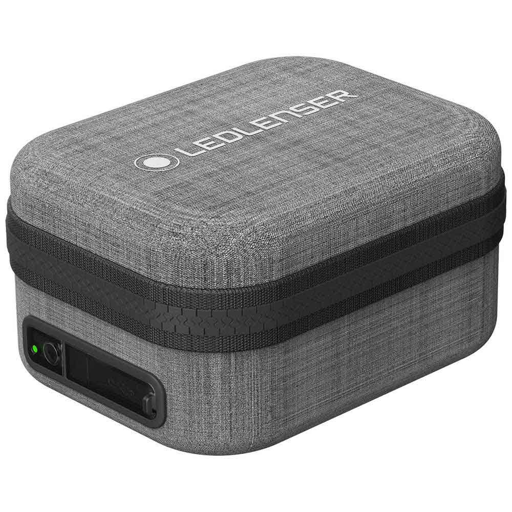 Led Lenser Case For Power Bank 5000mah Para Frontales Mh4/mh5/mh7/mh8 One Size