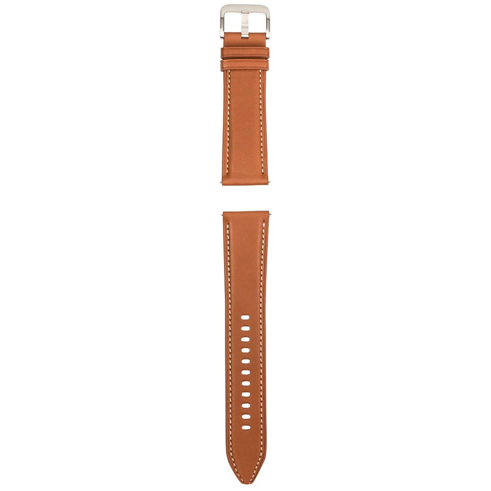 Samsung Stitch Cuir Galaxy Watch3 20 Mm S-M Brown