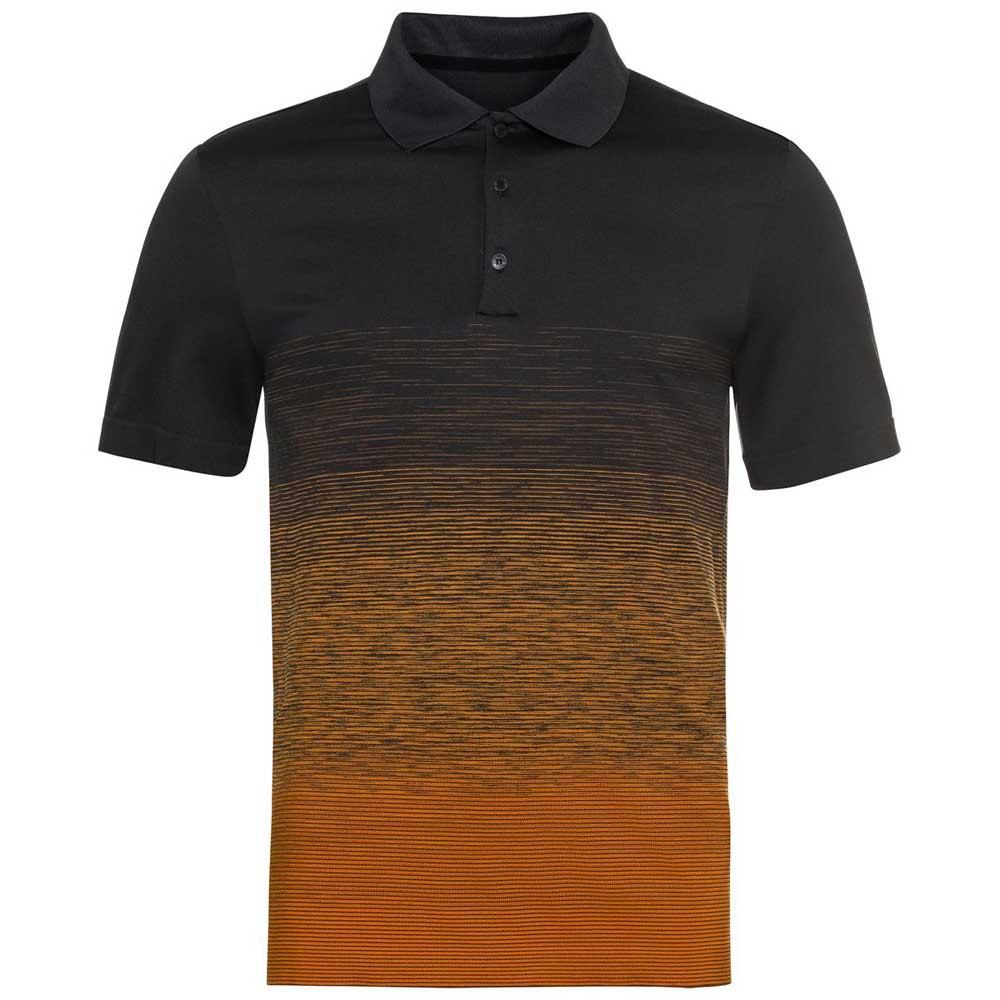 Odlo Halden XL Black / Marmalade