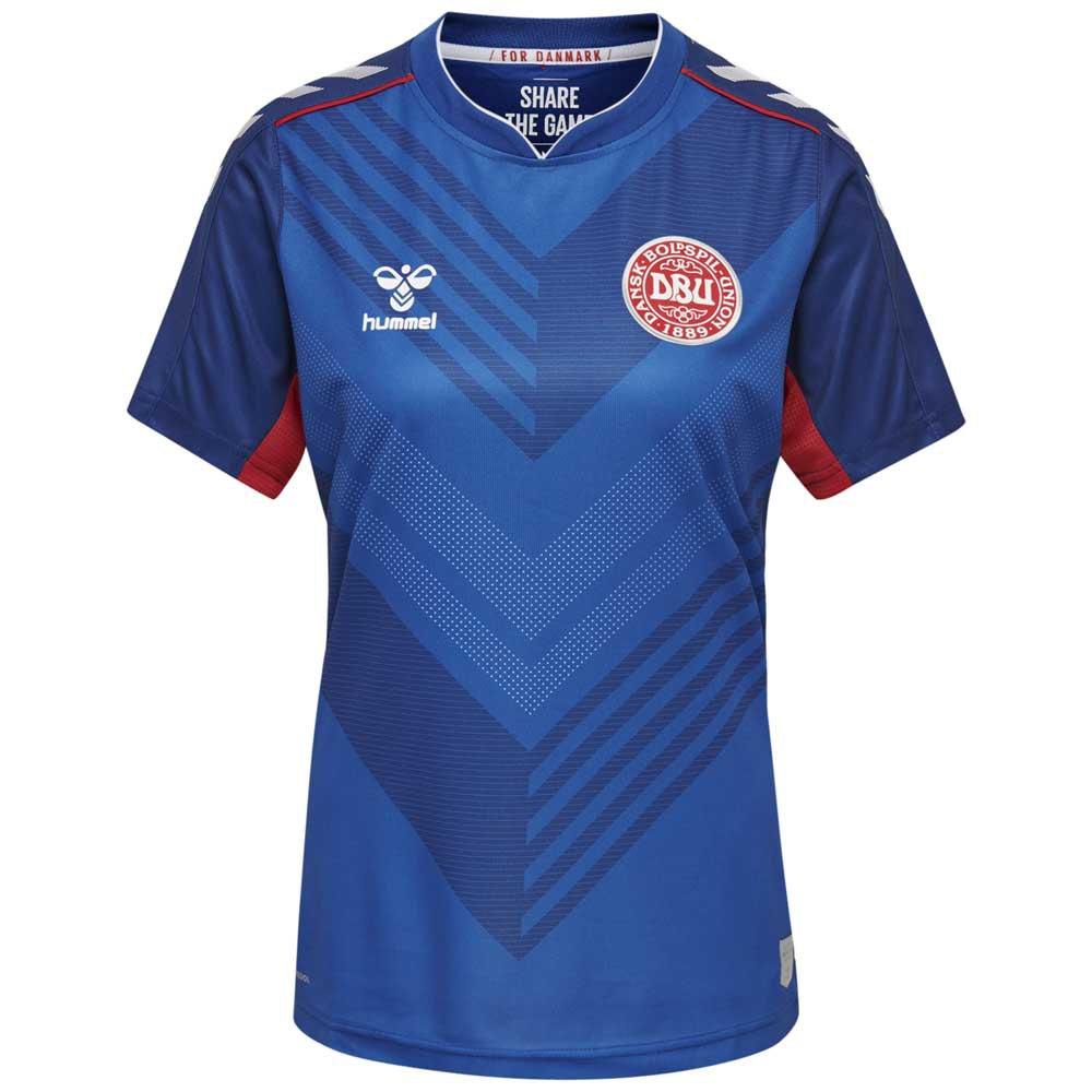 Hummel Dansk Boldspil-union Goalkeeper 19/20 Woman XS True Blue/True Red