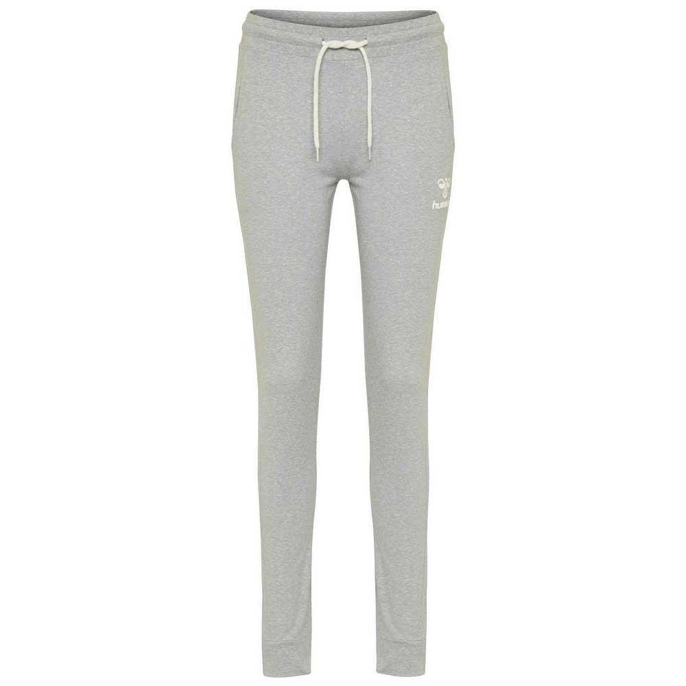Hummel Pantalon Longue Peyton Slim S Quarry