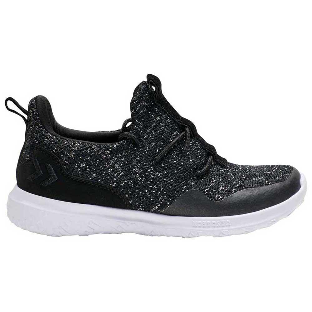 Hummel Chaussures Actus Glitter EU 28 Black